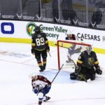 Golden Knights play short-handed, lose to Colorado Avalanche | Las Vegas Review-Journal