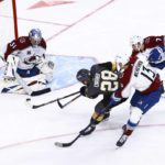 Golden Knights play 15 skaters in loss to Colorado Avalanche | Las Vegas Review-Journal