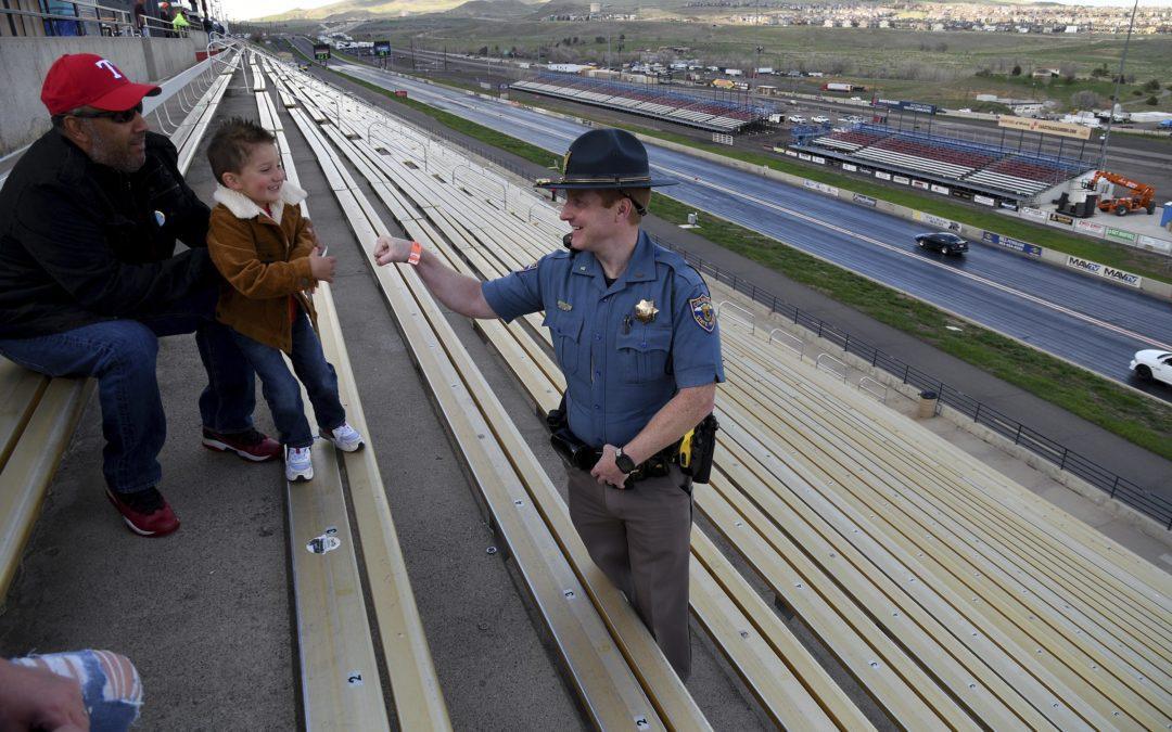 Colorado program steers drag racing off streets, onto track