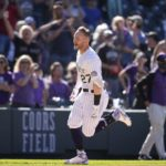 Trevor Story hits walk-off home run as Colorado Rockies sweep the Diamondbacks