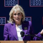 Jill Biden Thanks Military Spouses in Colorado for Service – NBC Los Angeles