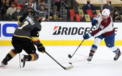 Colorado Avalanche struggle to crack Golden Knights' structure | Las Vegas Review-Journal