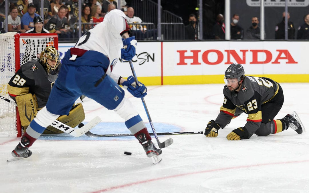 Golden Knights look to eliminate Colorado Avalanche in Game 6   Las Vegas Review-Journal