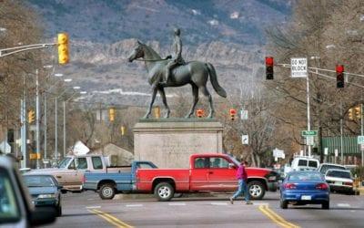 Colorado Springs starting to plan for busier Platte Avenue
