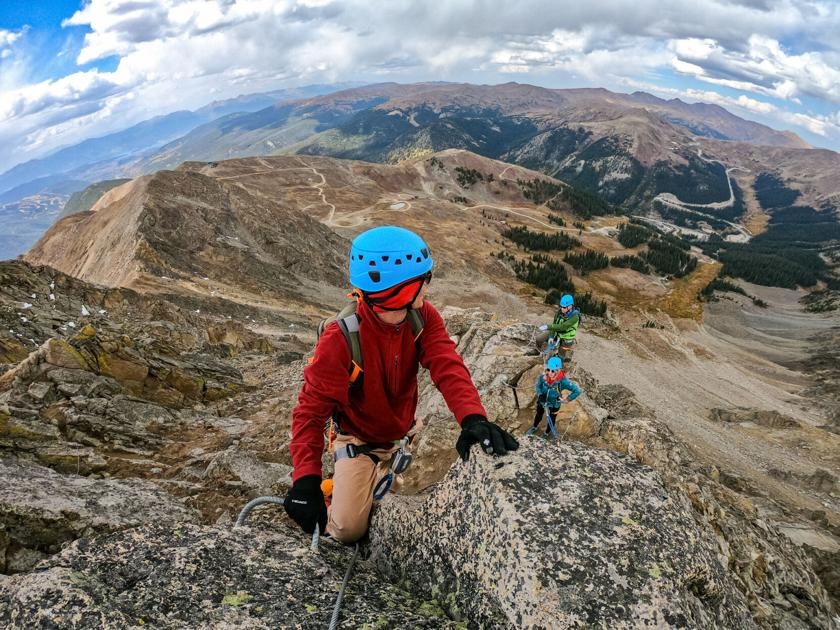 North America's highest via ferrata opening in Colorado
