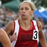 Colorado School for the Deaf and the Blind's Russian-born, Texas-raised Annabelle Weaver runs way to state podium