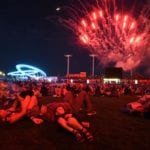 PHOTOS: Fourth of July fireworks and festivities around Colorado Springs