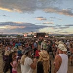 Delta variant surges in Colorado as the bands play on at Mesa County music festival
