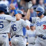 Dodgers go back to work with big offensive night in Colorado – Pasadena Star News