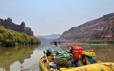 Rafting the Colorado River is a perfect family getaway