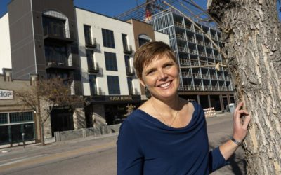 Downtown Colorado Springs apartments bought by bank in tiny town for $12.8 million