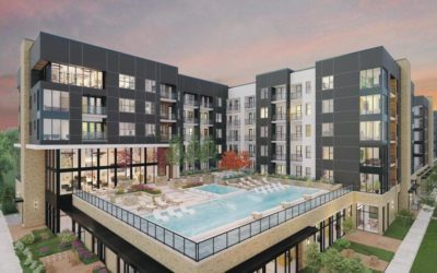 Developer moves forward on 600 apartments in downtown Colorado Springs