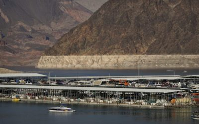 US projections on drought-hit Colorado River grow more dire