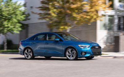 TEST DRIVE: 2022 Audi A3 Sedan — Coasting Through the Colorado Rockies