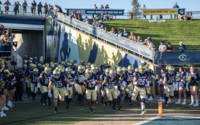UC Davis Football celebrates homecoming with a blowout win against Northern Colorado